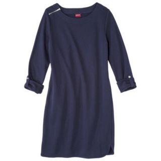 Merona Womens Leisure Dress   Xavier Navy   L