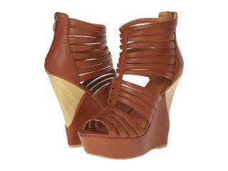 Heart Soul Giovanna Womens Boots (Tan)