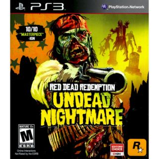 Red Dead Redemption Undead Nightmare Collection (PlayStation 3)