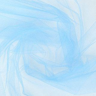 Premium Tulle 54 French Blue 50 Yd Roll