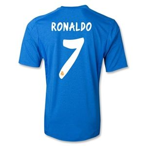 adidas Real Madrid 13/14 RONALDO Away Soccer Jersey
