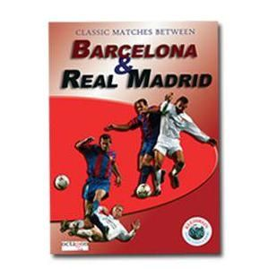 Reedswain Videos & Books Classic Matches Between Real Madrid and Barcelona DVD