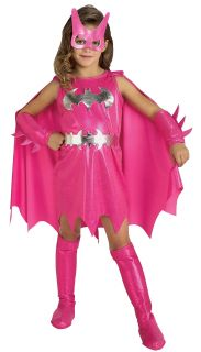 Pink Batgirl Toddler / Child Costume