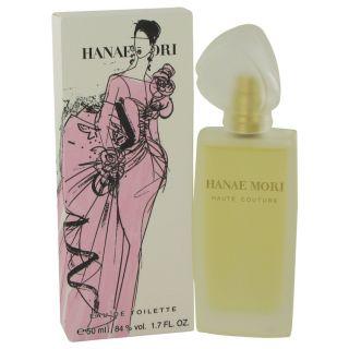Hanae Mori Haute Couture for Women by Hanae Mori EDT Spray 1.7 oz