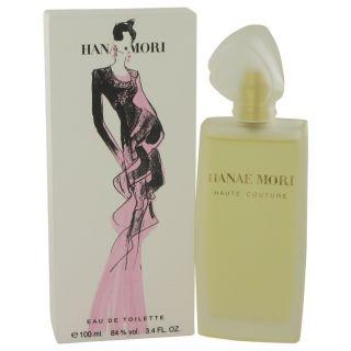 Hanae Mori Haute Couture for Women by Hanae Mori EDT Spray 3.4 oz