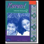 Keren! Level 2 Activity Book