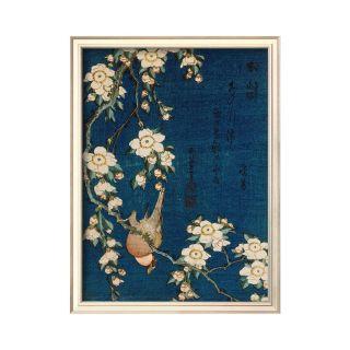 ART Goldfinch and Cherry Tree, c.1834 Framed Print Wall Art