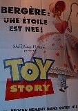 Toy Story (Bo Peep) (French) Movie Poster