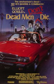 Dead Men Dont Die Movie Poster