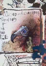 Closed on Account of Rabies   Poe Stores and Poems   Ralph Steadman