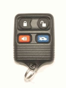 1997 Lincoln Continental Keyless Entry Remote   Used