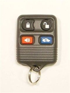 1999 Lincoln Continental Keyless Entry Remote   Used