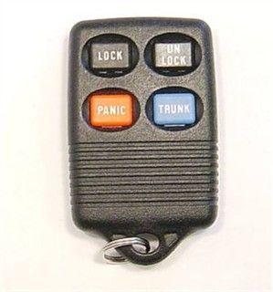 1994 Ford Thunderbird Keyless Entry Remote   Used
