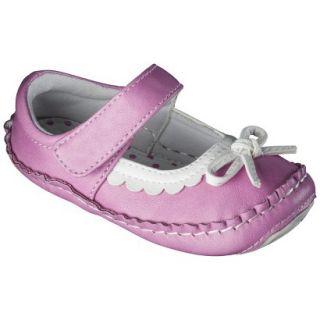 Infant Girls Genuine Kids from OshKosh Alaina Mary Jane Shoes   Pink 3