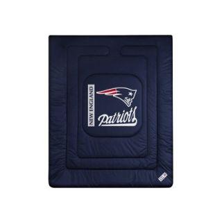 New England Patriots Comforter   Full/ Queen