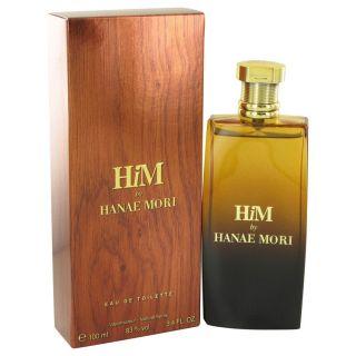 Hanae Mori Him for Men by Hanae Mori Eau De Parfum Spray 1.7 oz