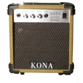 Kona KCA15 10 Watt Electric Guitar Amplifier