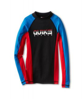 Quiksilver Kids Extra L/S Surf Shirt Boys Swimwear (Multi)