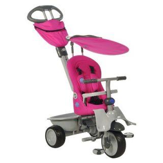 Smart Trike Recliner Stroller   Pink