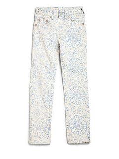 True Religion Girls Utopia Petal Skinny Jeans   Utopia Print