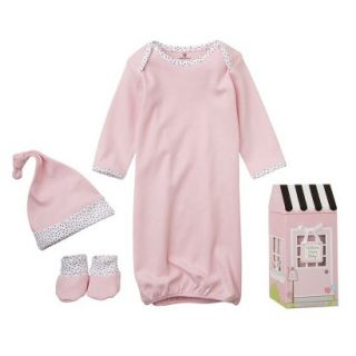 Baby Aspen Welcome Home Baby 3 Piece Layette Set  0 6 months