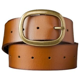 Mossimo Supply Co. Classic Jean Belt With Holes   S