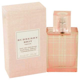 Burberry Brit Sheer for Women by Burberry EDT Spray 1 oz