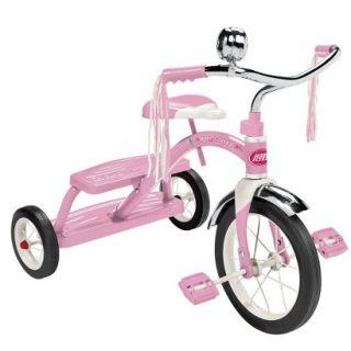 Radio Flyer Girls Classic Dual Deck Trike   Pink