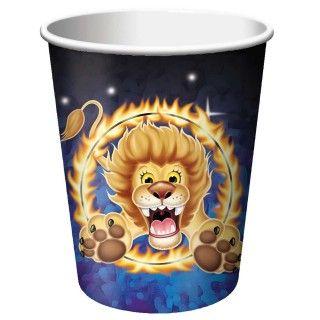 Big Top 9 oz. Paper Cups