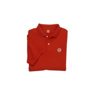 Team Member Short Sleeved Bullseye Polo XS