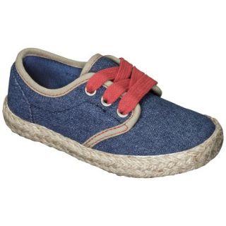 Toddler Boys Genuine Kids from OshKosh Hewitt Sneakers   Denim Blue 10