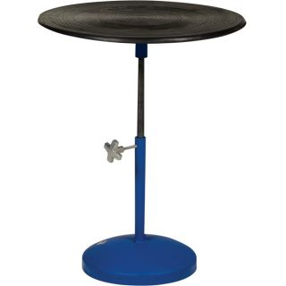 Vestil Heavy Duty Manual Turntable   With Pedestal, 300 Lb. Capacity, 24 Inch
