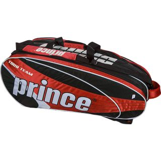 Prince Tour Team Red 9 Pack Bag Prince Tennis Bags