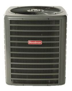 Goodman GSX130481 4 Ton 13 SEER Central Air Conditioner w/ R410A Refrigerant
