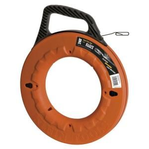 Klein Tools Depthfinder 240 ft. Steel Fish Tape 56004