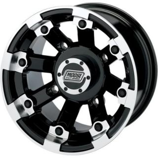 Moose 393X Wheel (Front) 12X7 Fits 09 12 Honda MUV700 BIG RED ATV, Motorcycle, & RV Accessories
