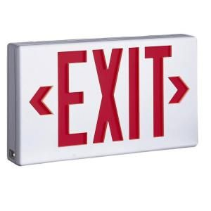 Exit sign requirements nyc