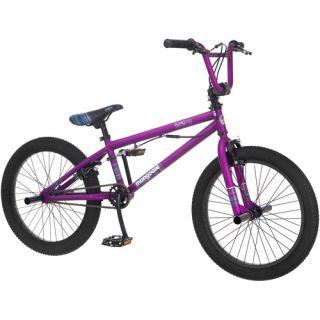 20 Mongoose Fling 180 Girls Freestyle Bike