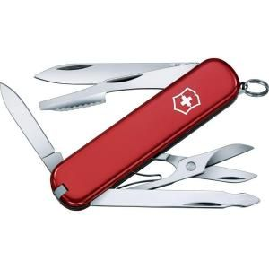 Victorinox of Switzerland Swiss Army Everyday Executive Alox Pocket Knife/Multi Tool 53401