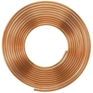 Everbilt 1/2 in. x 20 ft. Copper Soft Type L Coil LSC3020PS