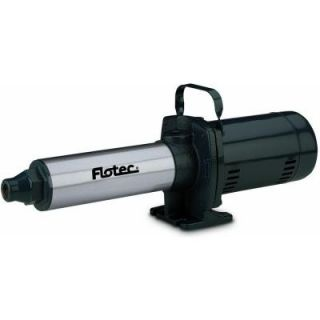 Flotec 1 HP 1PH 10 GPM Booster Pump FP5732