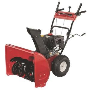 Yard Machines 26 in. Two Stage Gas Snow Blower 31AS63EF700