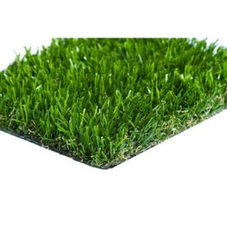 GREENLINE Classic 54 Spring 5 ft. x 10 ft. Artificial Synthetic Lawn Turf Grass Carpet for Outdoor Landscape GLCLAS54S510