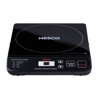 Nesco 10 in. Portable Induction Cooktop PIC 14