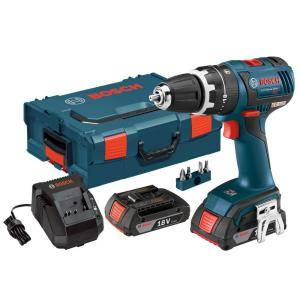 Bosch 18 Volt EC Brushless Compact Tough 1/2 in. Hammer Drill/Driver HDS182 02L