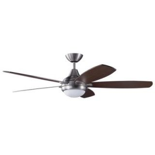Designers Choice Collection Espirit 52 in. Satin Nickel Ceiling Fan DISCONTINUED AC14652 SN