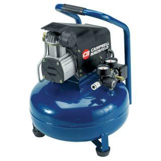 Campbell Hausfeld 6 Gallon, 125 PSI Air Compressor Tools