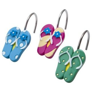Sun and Sand Shower Hooks
