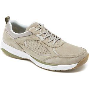 Rockport Mens Sport Bal Overlays Rocksand Shoes, Size 9.5 M   V77032