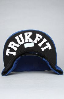 TRUKFIT The Feelin Spacey Snapback Cap in Blue